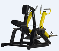 Indoor exercise equipment Seated Row Machine/sport fitness