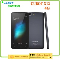 wholesale Alibaba Cubot X12 MTK6735 Quad Cores 5 inch phone Android 5.1 RAM 1GB ROM 8GB download free mobile games