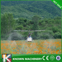 latest agricultural helicopter sprayer / agricultural irrigation machines / agriculture spray machine
