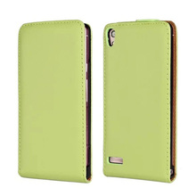 PU Wallet Leather Flip case for huawei ascend p6,For Huawei Ascend P6 Case