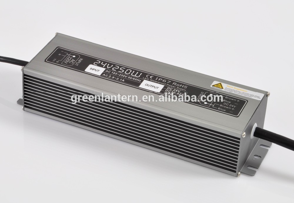 led power supply 12v ip67 250w waterproof power supply 24V 20A 250W LPV-250-12