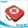 Red Cross White Travel First Aid Case/First Aid Bag/EVA First Aid Kit