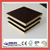 black full poplar core film faced plywood with logo,resin phenolic film faced plywood