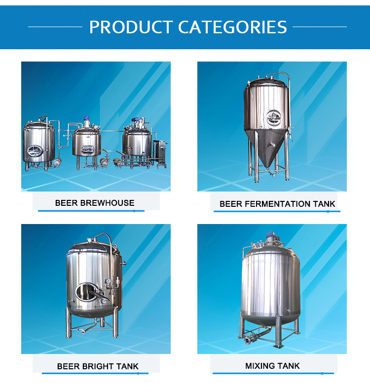 KUNBO Electric Heating Brewhouse Boiler and Beer Brew Kettle