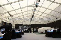 car show tents new car launch