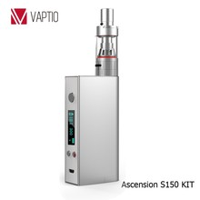 Wholesale 150W ATC glass tank ego e cigarette shisha hookah pen big vapor box mod device