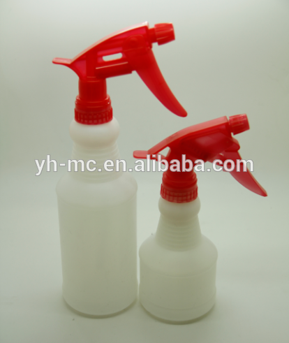 500ml PE plastic trigger bottle for alcohol
