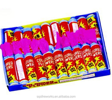 manufacture W026A colorful flowers thunder fireworks