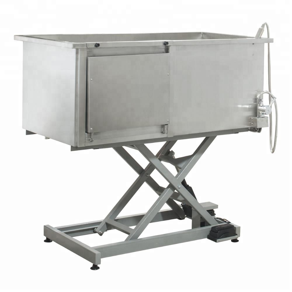LT-1605 Electric Lifting Pet Bathtub(one door)
