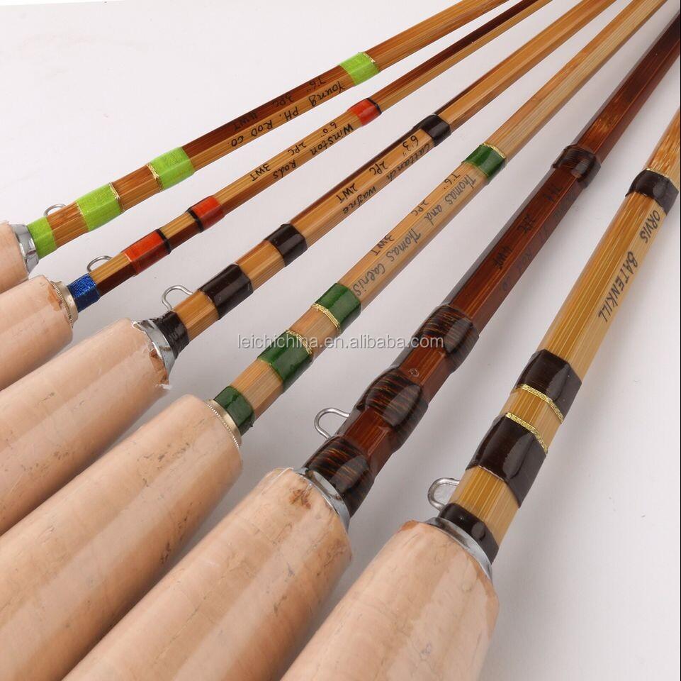 Спиннинг бамбуковый