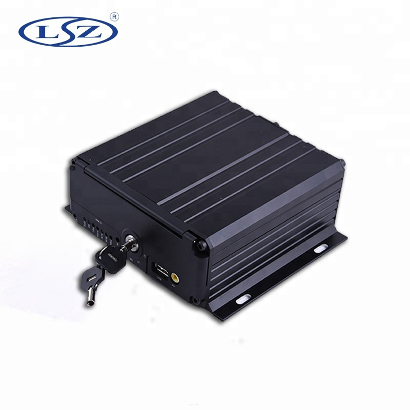 School Bus 8 <strong>Channel</strong> 1080P AHD Real Time Recording 8CH HDD Mobile DVR