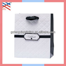 High Quality Textured Paper Gift Bag