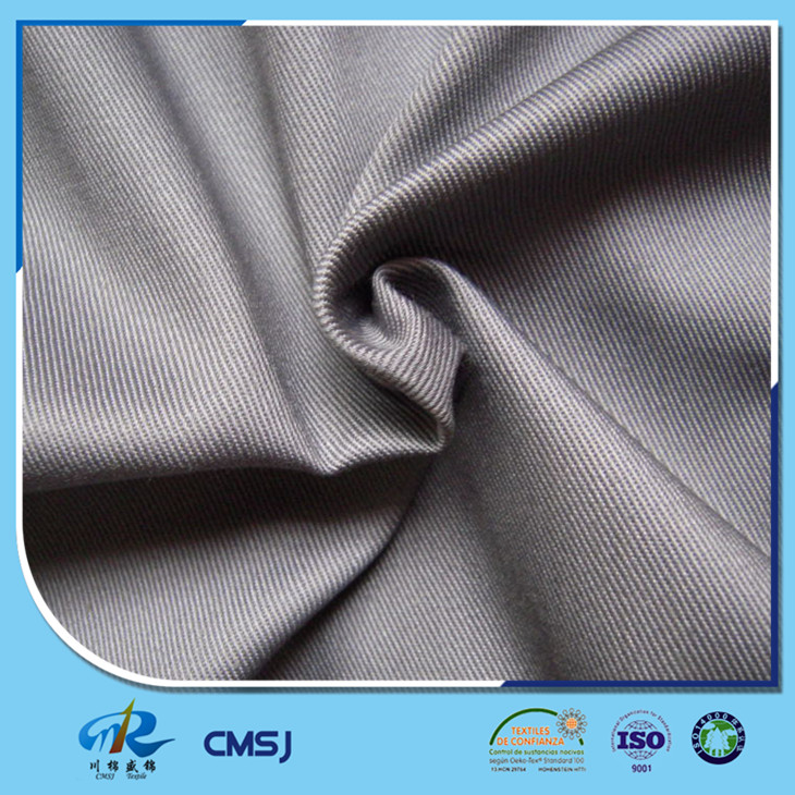 High quality 80 polyester 20 cotton 21s 108*58 twill/drill fabric