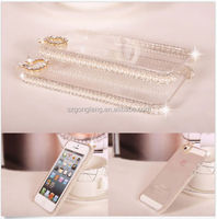 For iPhone 5 5S Shiny Diamonds cell phone case/mobile phone case