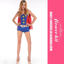 Wholesale Custom Made Adult Superhero Costumes For Women