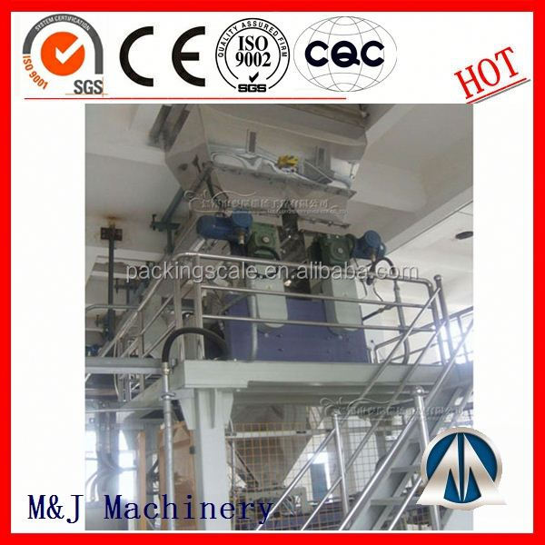 dry mortar mixing plant /dry mortar production plant with high efficiecy factory