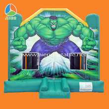 The hulk cool boxing bouncy jumper for kid,inflatable jumper