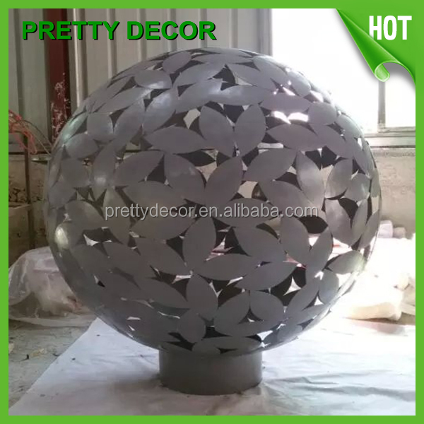 900mm Hollow Metal Balls