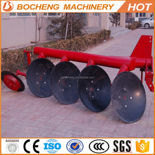 Chinese manufacture direct offset disc plough for tractors on sale