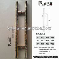 RB-2498 construction accessories door handl for hotel made in China