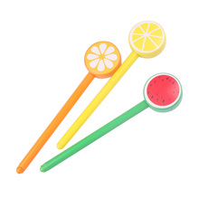2018 New Promotional Funny Cute Fruit Pen For Children