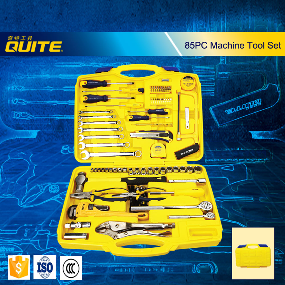 China wholesale hardware cheap tools set 85pcs