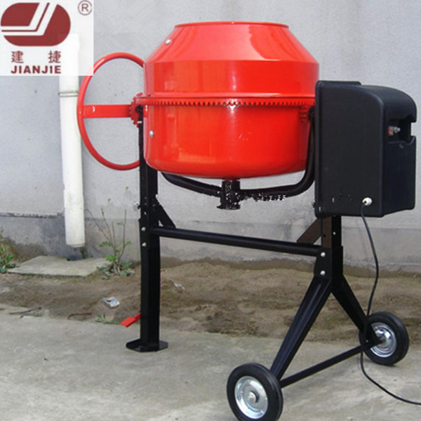 Portable Electric Mixer ~ China js l small portable mini electric concrete mixer