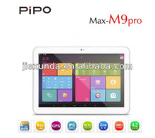 Cheap PIPO MAX M9Pro M9 pro 3G sim card 10.1 inch IPS HFFS 1920*1200 GPS RK3188 Quad-core HDMI 2GB/32GB Android 4.2 Tablet PC