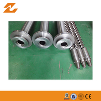 Hot Sale Top Quality Best Price blown film barrel single screw for extruder machine