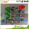 soft indoor playground pSOFT INDOOR PLAYGROUND FIBERGLASS SLIDE EVA MAT style and kids playground fiberglass slide obstacle game