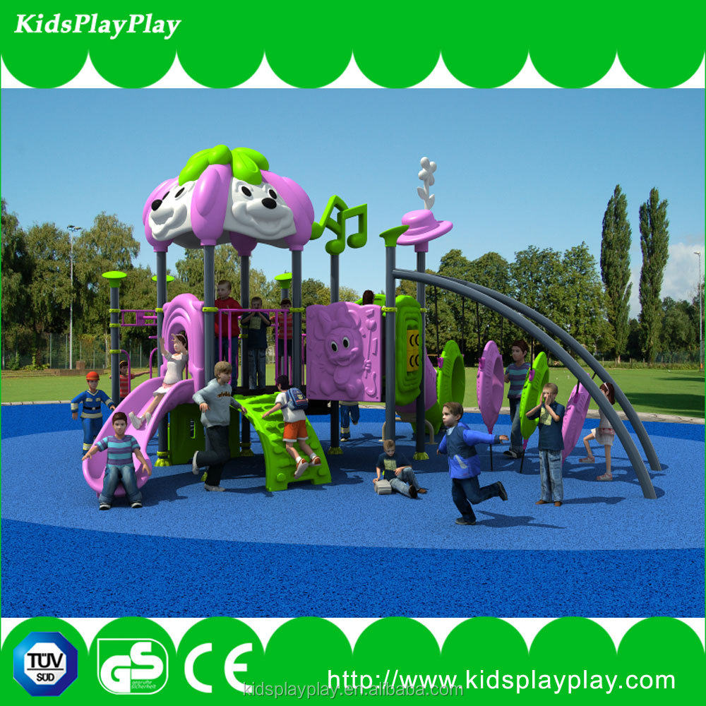 For kids Public places Sliding board list of outdoor playground equipment