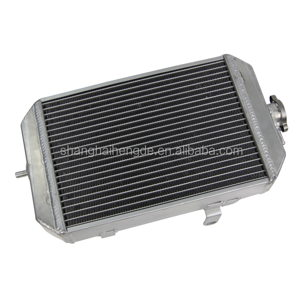 factory direct 3 Row aluminium motorcycle Radiator for Yamaha Raptor YFM 660 660R