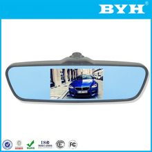 WIFI 1080P GPS Dual Lens Android 4.0 GPS Car Rearview Mirror
