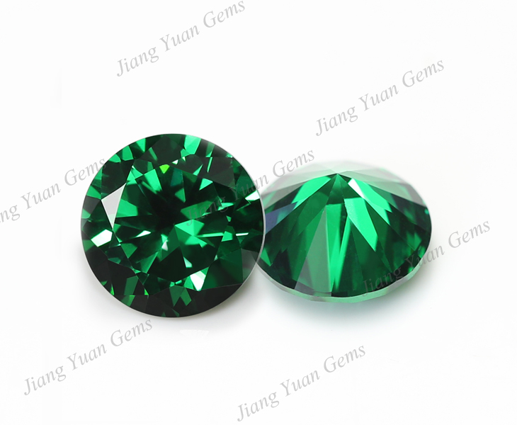 Synthetic emerald stone in best emerald price rough uncut Lab  Created emeralds