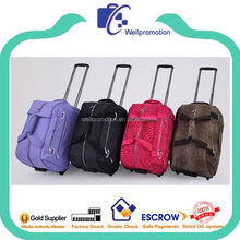 Wellpromotion high quality hot sale india EVA 32 inch trolley luggage