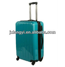 2013 high quality ABS+PC Travel trolley case,NEW style trolley travel luggage ,4-wheels luggage ,