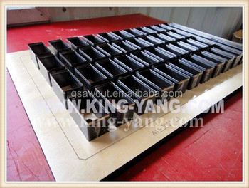Wooden steel rule dies for packing 23.8mm thick