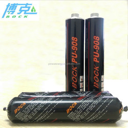 Competitive high stability adhesive glue for glass with high performance