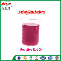 Reactive Brill Red K2BP/C.I.Reactive Dye Red 24 textile fabric