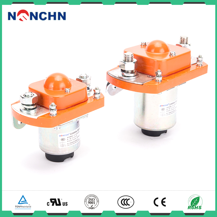 NANFENG Top Selling 220V Magnetic Electrical Magnetic Contactor