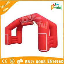 2015 good design giant halloween inflatable arch for sale