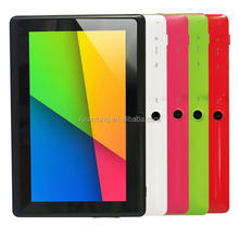 Wholesale Android Tablet 7 Inch Allwinner A33 ROM 8GB Tablet Android Q88