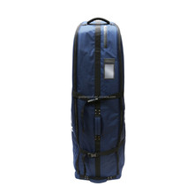Durable 600D Polyester Travel Golf Bag with Name Card Holder