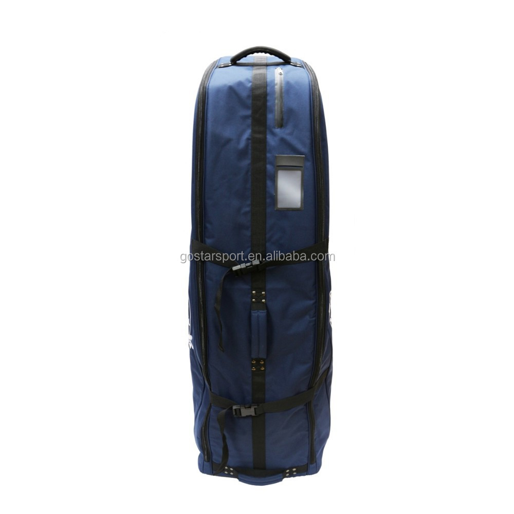 Durable 600D Polyester Travel Golf Bag