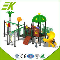 Hot selling kindergarten used amusement park equipment