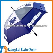 30 inch*8ribs automatic golf umbrella with air vent