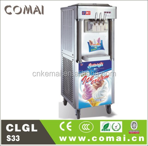 Alibaba China Supplier soft ice cream machine parts