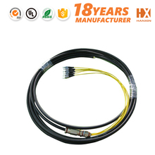 SC/APC 6Core water-proof optical fiber pigtail