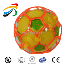 Super High Bounce Ball Led Flashing Lighting Toys TPU Water bouncing ball