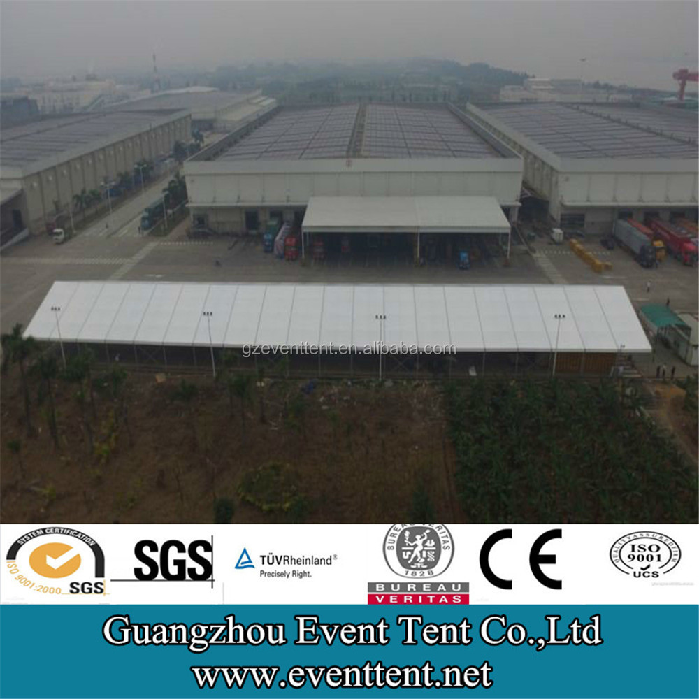 China best quality large construction tent 25x60m outdoor event marquee for sale
